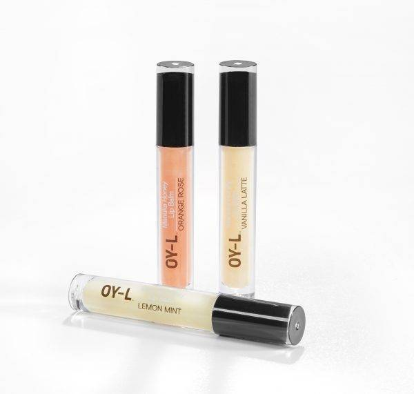 Manuka Honey lip balm trio