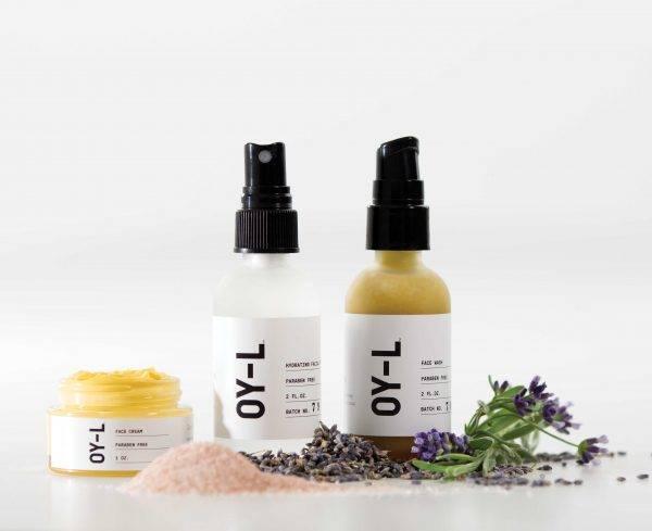 Bon Voyage OY-L Skincare kit