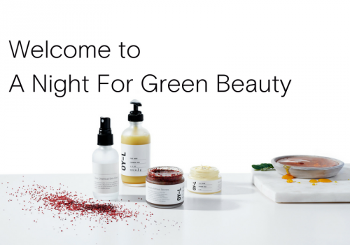 OY-L's Night For Green Beauty